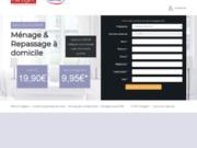 screenshot http://menage.fr Menage.fr
