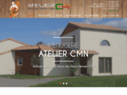 screenshot http://www.menuiserie-billeaumetais.com/ menuiserie, charpente et couverture