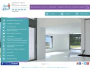 screenshot http://menuiserie-chauffage-17.com Yannick Bonneau-Maison et travaux