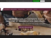 Menuiserie Richert : Menuisier à Marmoutier