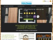Vollmer : artisan menuisier à Melsheim