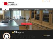 Cuisines et Créations : menuisier et cuisiniste à Wihr-au-Val