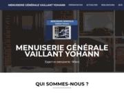 Menuiserie Vaillant Yohann, entreprise de menuiserie en Belgique