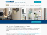 Conception Fenêtre PVC et Menuiserie PVC - Menuisier Conseil