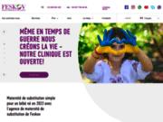 Centre de la maternité de substitution du professeur A.M.Feskov
