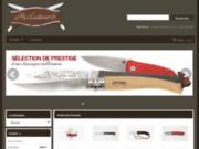 Achats de couteaux en ligne