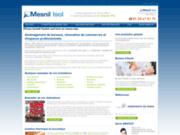 screenshot http://www.mesnilisol.com isolation thermique et acoustique - mesnilisol