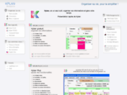 KPlan Perso - Organiseur complet et agenda