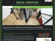Métal Création : votre métallerie en Loire Atlantique