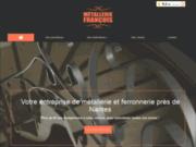 Entreprise de métallerie et ferronnerie près de Nantes