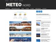 screenshot http://www.meteo-nord.fr meteo-nord