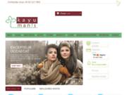 screenshot http://meuble-bois-design.fr/ cave à vin bois : designéconcept