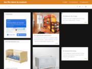 screenshot http://www.meuble-lit.fr mobilier