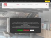 screenshot http://www.meubles-liberton.com meubles liberton, magasin de meubles, canapés et lit à mons dans le hainaut