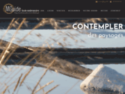 screenshot http://www.mguide.fr guide touristique en Loire-Atlantique