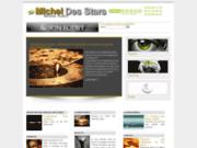 screenshot http://www.micheldesstars.com michel des stars médium auditif