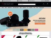 Vente d'instruments sur Michenaud.com