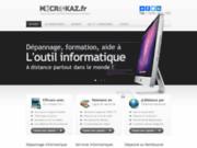 Microkaz.fr : dépannage formation informatique en Guadeloupe