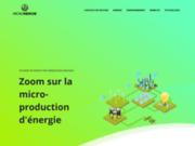 screenshot http://www.micronergie.fr/ micronergie plus