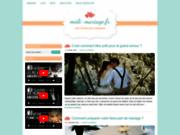 screenshot http://www.midi-mariage.fr midi mariage - 1er guide du mariage et du pacs