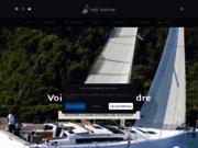 screenshot http://www.midi-nautisme.com/ Location de voiliers à Marseille