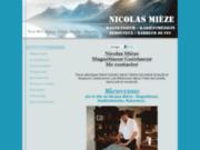 screenshot http://www.mieze-magnetiseur.com magnetiseur , radiésthésiste