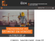 Maçonnerie Vendée 85