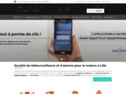 Entreprise de sécurité et alarme à Lille