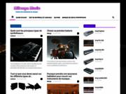 Milonga music : instruments de musique