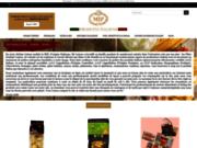 screenshot https://mip-produits-italiens.fr/ produits italiens