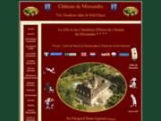 screenshot http://www.missandre.fr missandre gites et bb piscine - cheval