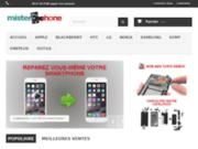 screenshot http://www.mister-phone.com Réparation tuto et pièces détachées pour iphone