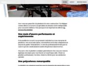 screenshot http://www.mitigeur-cascade.com robinet salle de bain pas cher
