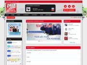 screenshot http://www.mixfeever.com mixfeever - webradio electro