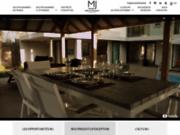 screenshot http://www.mj-developpement.com promoteur immobilier : m j développement