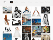 screenshot http://www.mjouve.com photographe professionnel - michel jouve