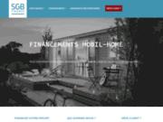 Choisissez le financement mobil-home de SGB Finance