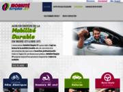 screenshot https://www.mobilite-emploi-37.fr/ mobilité