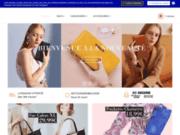 screenshot https://www.modevogue.fr/ sacs femmes, chaussures femmes