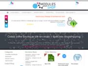 Modules Shop : Modules, addons et widgets pour booster votre e-business droppshiping et prestashop
