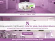 screenshot https://mon-agenceur.fr meuble sur-mesure