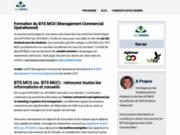 BTS Management des Unités Commerciales : informations et conseils