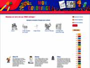 screenshot http://www.mon-coloriage.com le site du coloriage et des dessins a colorier