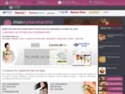 screenshot http://www.mon-cybermarche.com courses en ligne