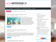 Visitez le site Mon Nettoyeur