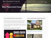 Le Guide Mon Placement Financier