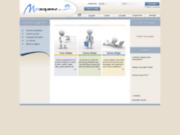 screenshot http://www.monacquereur.com/ monacquereur.com