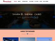 Réservation en ligne d'hôtel et raids au Marco