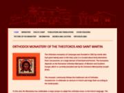 screenshot http://www.monastere-cantauque.com/gite-rural.html gîte cantauque maison ste anne 6 à 8 personnes