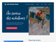 screenshot http://www.monchasseurimmo.fr chasseur immobilier 1er réseau de france